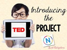 There are so many apps available for teaching a meaningful PBL project. I'm going to share a few of my favorite must-have apps to make your unit a success.