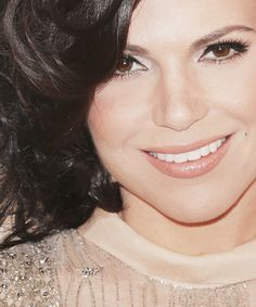 The beautiful Lana Parrilla