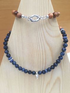 Halsketten von - dilua - schmuck und accessoires Beaded Necklace, Jewelry, Fashion, Czech Glass Beads, Silver Pendants, Gems, Handmade, Armband, Jewlery