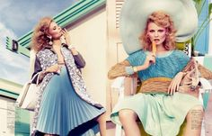 Vogue Nippon's February 2012 issue