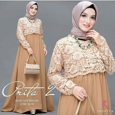 Plita Maxy Matt Vol 2 Dropship Muslim Fashion, Ootd Fashion, Fashion 2020, Fashion Dresses, Stylish Dress Designs, Stylish Dresses, Kebaya Muslim, Batik Mode, Dress Brokat Modern