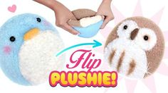 DIY Owl & Penguin Sock Plush – Cute Budget Xmas Gift Ideas by Maqaroon These make great DIY Christmas presents and are really relaxing and enjoyable to sew. Diy Christmas Presents, Xmas Gifts, Christmas Diy, Sock Crafts, Sewing Crafts, Sewing Projects, Baby Knitting Patterns, Unicorn Diy, Penguin Socks