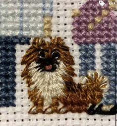 Thread Art, Needle And Thread, Cross Stitch Family, 4th Of July Wreath, Cross Stitch Embroidery, Hand Stitching, Plastic, Portrait, Sewing