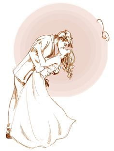 Harry and Hermione wedding James Potter, Lily Potter, Harry Y Ginny, Harry And Hermione, Ginny Weasley, Harry Potter Ships, Harry Potter Fan Art, Wedding Album, Wedding Cards
