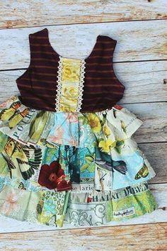 The Vera dress from #cheekyplum! Cute and fashionable.