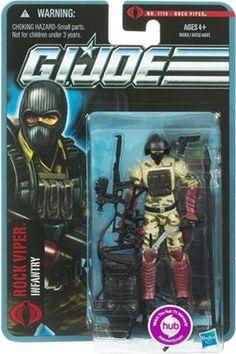 Pursuit of Cobra - Cobra Rock Viper Action Figure