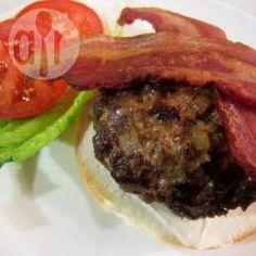 Man burgers recipe - All recipes UK