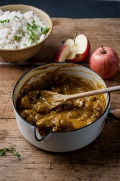 Mildly spiced, with the exotic flavours of pineapple, banana and coconut, this curry recipe from Galton Blackiston is a brilliant way to use up leftover roast turkey, and provides some tropical sunshine during the festive season.