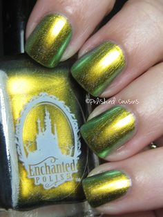 Enchanted Polish- Mean Mr. Mustard