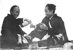 Tokugawa Shogunate Army soldiers, late edo period.