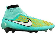 Nike Magista Obra FG Soccer Cleats - Hyper Turquoise