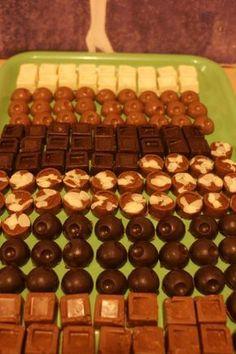 Chocolats Noël