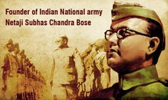 Netaji Subhash Chandra Bose, was a prominent leader of the Indian independence movement against British colonial rule. Inspirational Quotes Pictures, Inspirational Books, Freedom Fighters Of India, Subhas Chandra Bose, Teacher Created Materials, Tourism India, Republic Day India, Mother India, Personality Quotes
