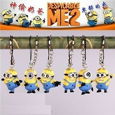 Minions hanging out