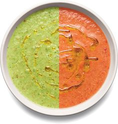 Great gazpacho ideas.