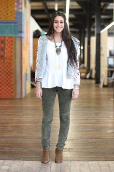 Office Style: Our Favorite 5 Looks To Date | Free People Blog #freepeople