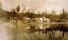 A grass-roots historical society keeps alive the memories of Colby, once a thriving town of commerce and recreation. Lumber Mill, Keep Alive, Historical Society, Ghost Towns, Natural Disasters, Post Office, Washington State, Old Houses, Fireworks
