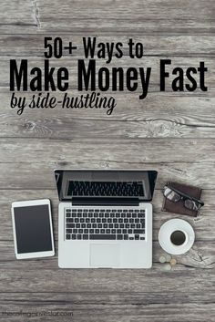 A list of side hustles and interesting jobs that you can use to earn extra money…