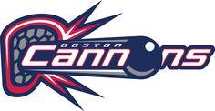 Boston Cannons Primary Logo (2007) -