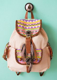 I want a backpack like this