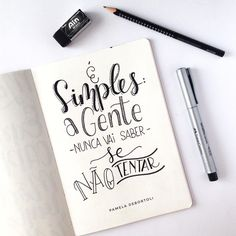 Quotes Calligraphy Handwriting Typography Ideas For 2019 New Quotes, Music Quotes, Happy Quotes, Quotes To Live By, Inspirational Quotes, Handwritten Quotes, Typography Quotes, Lettering Tutorial, Motivational Phrases
