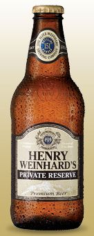 Henry Weinhard's Private Reserve Northwest-Style Lager