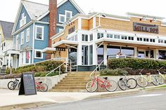 Mill 109 Restaurant & Pub, Seabrook, Washington, American Cuisine, Happy Hour, Great Beer Selection