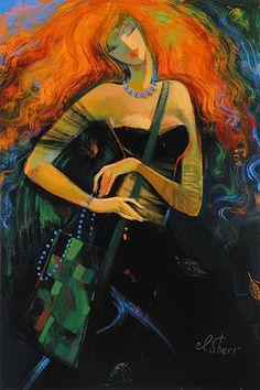 Artist ~ Irene Sheri