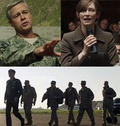 Brad Pitt and Netflix join hands to make an absurdist war movie. #BradPitt #Hollywood #Trailer http://www.glamoursaga.com/war-machine-teaser/