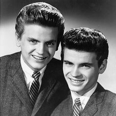 The Everly Brothers are the most important vocal duo in rock. The enduring influence of their close, expressive harmonies is evident in the work of British Invasion bands like the Beatles and the Hollies, and of folk-oriented acts such as Simon and Garfunkel, not to mention countless solo artists.