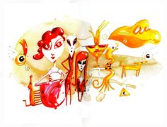 SNAPSHOTS LAST LONGER 02 - watercolor - 11x17inches