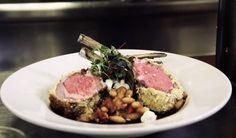Herb Panko Crusted Rack Of Lamb recipe from Blue Bayou in Disneyland