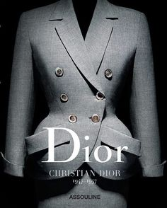 Christian Dior celebrates its 70th anniversary by publishing a superb anthology composed of seven volumes dedicated to the seven couturiers who have piloted the Parisian luxury house si...