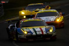 24 Stunden von Le Mans (Zoom), - Rennen14.06.2015, 01:14:34 - World Endurance Championship WEC bei Motorsport-Total.com