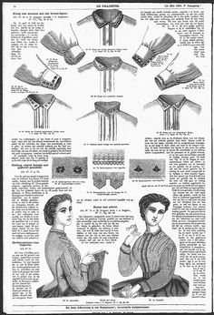 Gracieuse. Geïllustreerde Aglaja, 1865, aflevering 10, pagina 96
