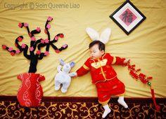 Hoje, o bebê Wengenn dispõe de um álbums de fotografias extremamente personalizado e encantador