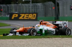 P14: Paul di Resta (SCO) - Force India-Mercedes VJM05 - 46 Points #motorsport #racing #f1 #formel1 #formula1 #formulaone #motor #sport #passion