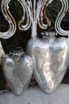 Mercury glass. by Sofia.Art