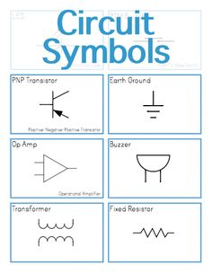 PrimaryLeapcouk Electrical symbols 1 Worksheet Homeschool