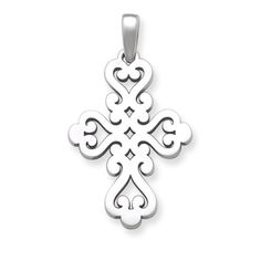 Small Spanish Mission Cross in Spring Inspirations 2013 from James Avery Jewelry on shop.CatalogSpree.com, my personal digital mall.