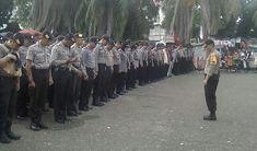 Polresta Jambi Terjunkan 677 Personil Amankan Kampanye Akbar Sani_Izi