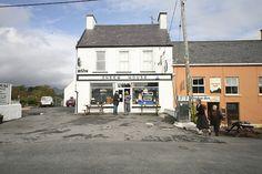 The Village Of Sneem (Kerry)