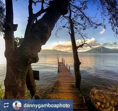 Follow @dannygamboaphoto: Good morning from lovely #Lake #Atitlan #Guatemala #ILoveAtitlan #AmoAtitlan #Travel http://OkAtitlan.com