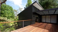 lightweight timber house - Google Search