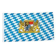 "Deko Flagge ""Bayern"" 90 x 150 cm & Dekoration bei DekoWoerner"