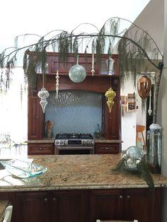 Christmas kitchen decoration 2014 Christmas Branches, Christmas Kitchen, Kitchen Decor, Decoration, Home Decor, Decor, Decoration Home, Christmas Cooking, Room Decor