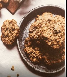 TorixBear — Breakfast Cookies Good as a nutritious picnic or...