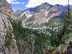 Colorado Is Home to Some of America's Most Spectacular Mountain Towns - And I've only been to Aspen. Must change that!