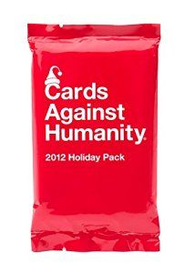 Amazon.com: Cards Against Humanity: 2012 Holiday Pack: Toys & Games