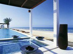 Karibikstrand? Nein, Oman! Entdecken Sie den Geheimtipp der Arabischen Halbinsel: http://www.itravel.de/Oman/The-Chedi-Muscat/5448/?utm_source=Pinterest&utm_medium=Socialmedia&utm_campaign=Pinterest